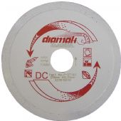 Makita 125x22.2mm Diamak Continuous Rim Diamond Blade (P-27202)
